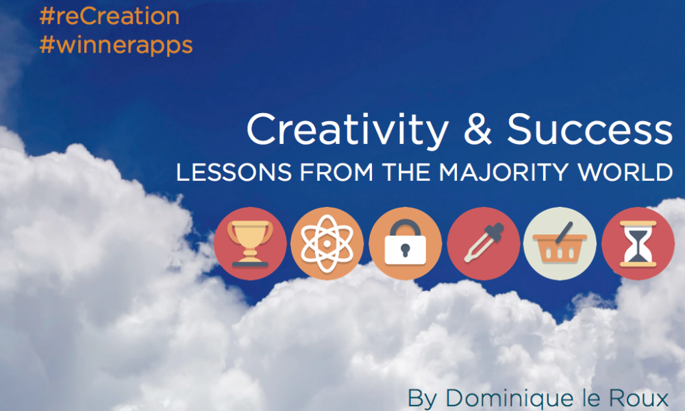 Lessons in Creativity & Success from the Majority World